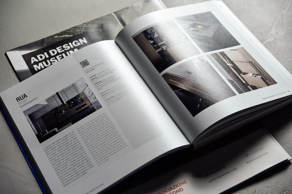 La cucina Rua, design Ruadelpapavero, selezionata per l'ADI Design Index 2019 - news-adi-design