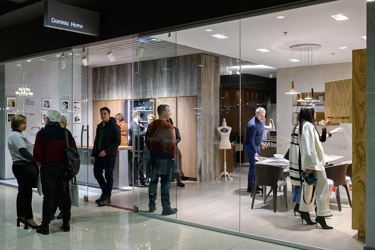 TM Italia inaugurates its first mono-brand atelier in Kiev, Ukraine - news-kiev-img-gallery-1