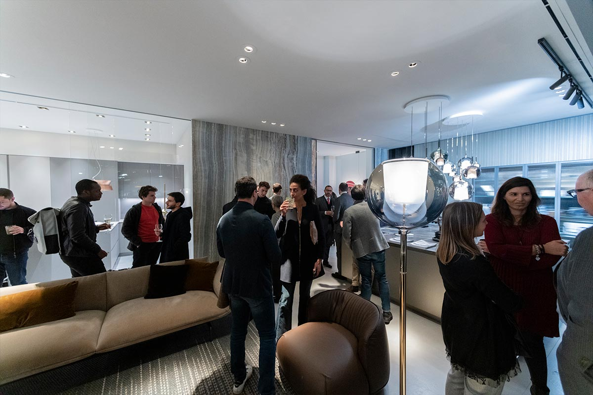 Terzo incontro Design Convivium con Ruadelpapavero in ViaLarga3 - Cucine su Misura | TM Italia Cucine - NEWS_Design_Convivium_3_gallery2-2