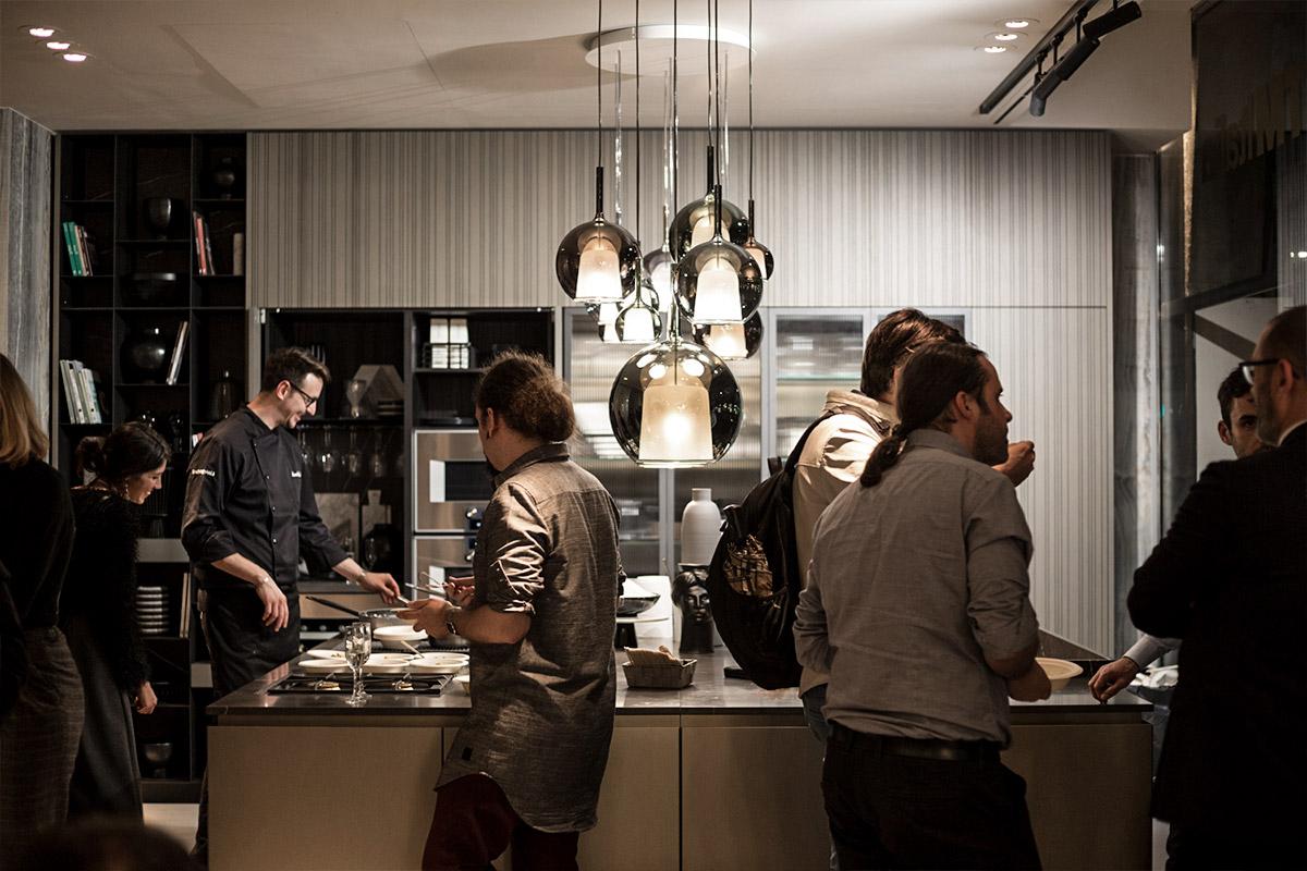 Terzo incontro Design Convivium con Ruadelpapavero in ViaLarga3 - Cucine su Misura | TM Italia Cucine - NEWS_Design_Convivium_3_gallery2-3