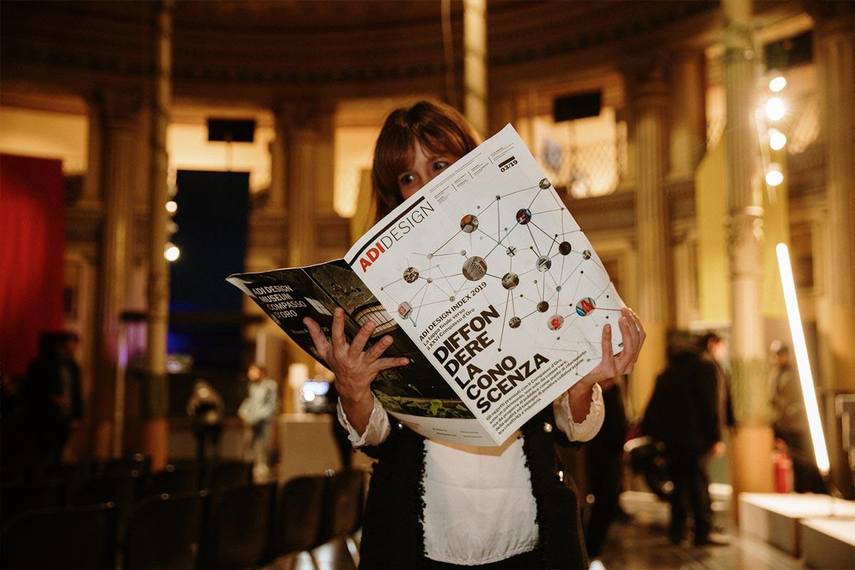 ADI DESIGN INDEX a Roma: presentata alla Casa dell'Architettura l'edizione 2019 - news-PREMIAZIONE-ADI-INDEX-gallery-3