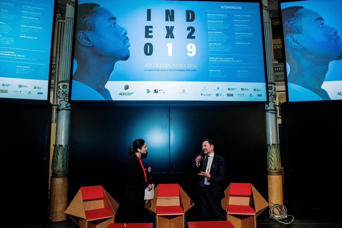 ADI DESIGN INDEX a Roma: presentata alla Casa dell'Architettura l'edizione 2019 - news-PREMIAZIONE-ADI-INDEX-gallery-6