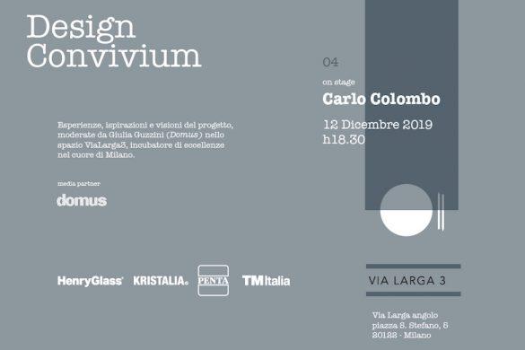 Design Convivium: l'iconica lampada Glo compie 10 anni