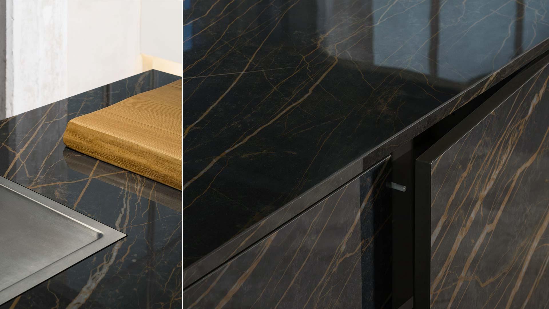 Con Ikonos Design, un progetto cucina realizzato all'interno dello showroom a Roma - TM19_RM_G180-D90-IKN_expo2_002