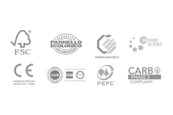 Certificazioni e ambiente | Progetti Cucine Design TM Italia - TM_Italia_Identita-aziendale_certificazioni-pattern-nuovo