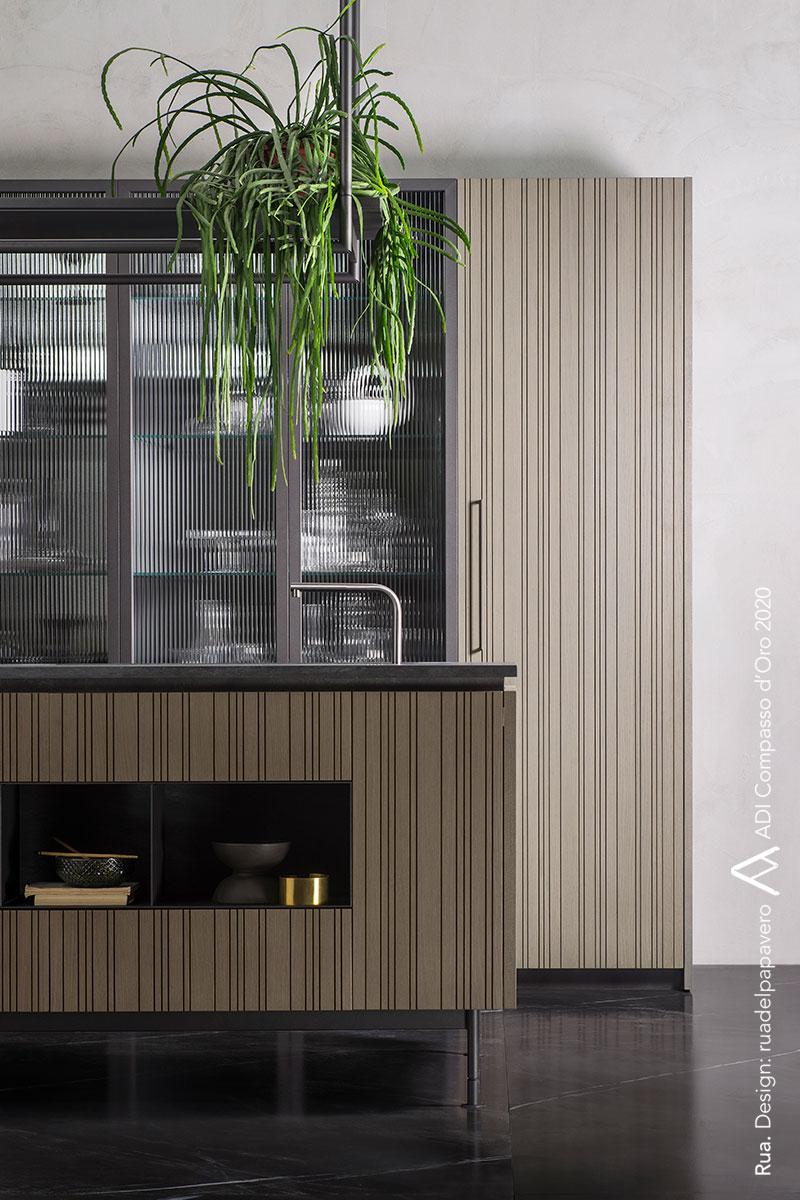 TM Italia vince il suo primo Compasso d'Oro ADI per la cucina Rua, design Ruadelpapavero - news-compassodoro-gallery-1
