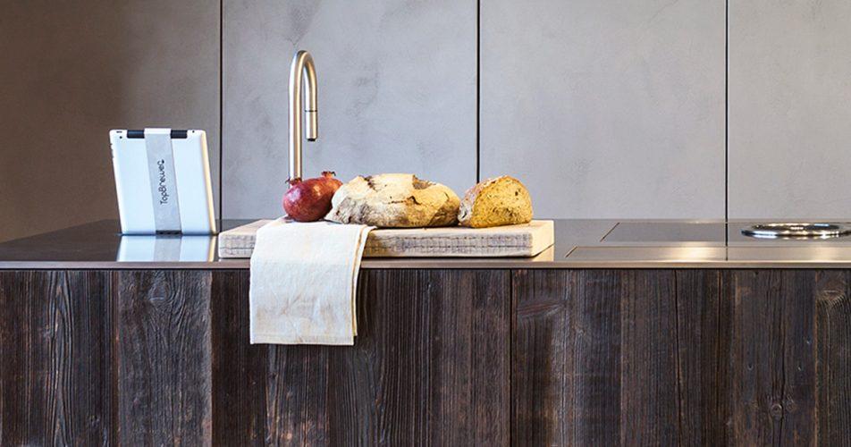 Cucine e matericità | Cucine design TM Italia -