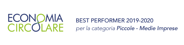 Best Performer 2019-2020 per la categoria Piccole - Medie imprse