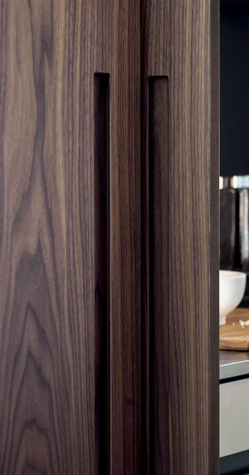Cucine senza maniglie | Progetti Cucine Design TM Italia -