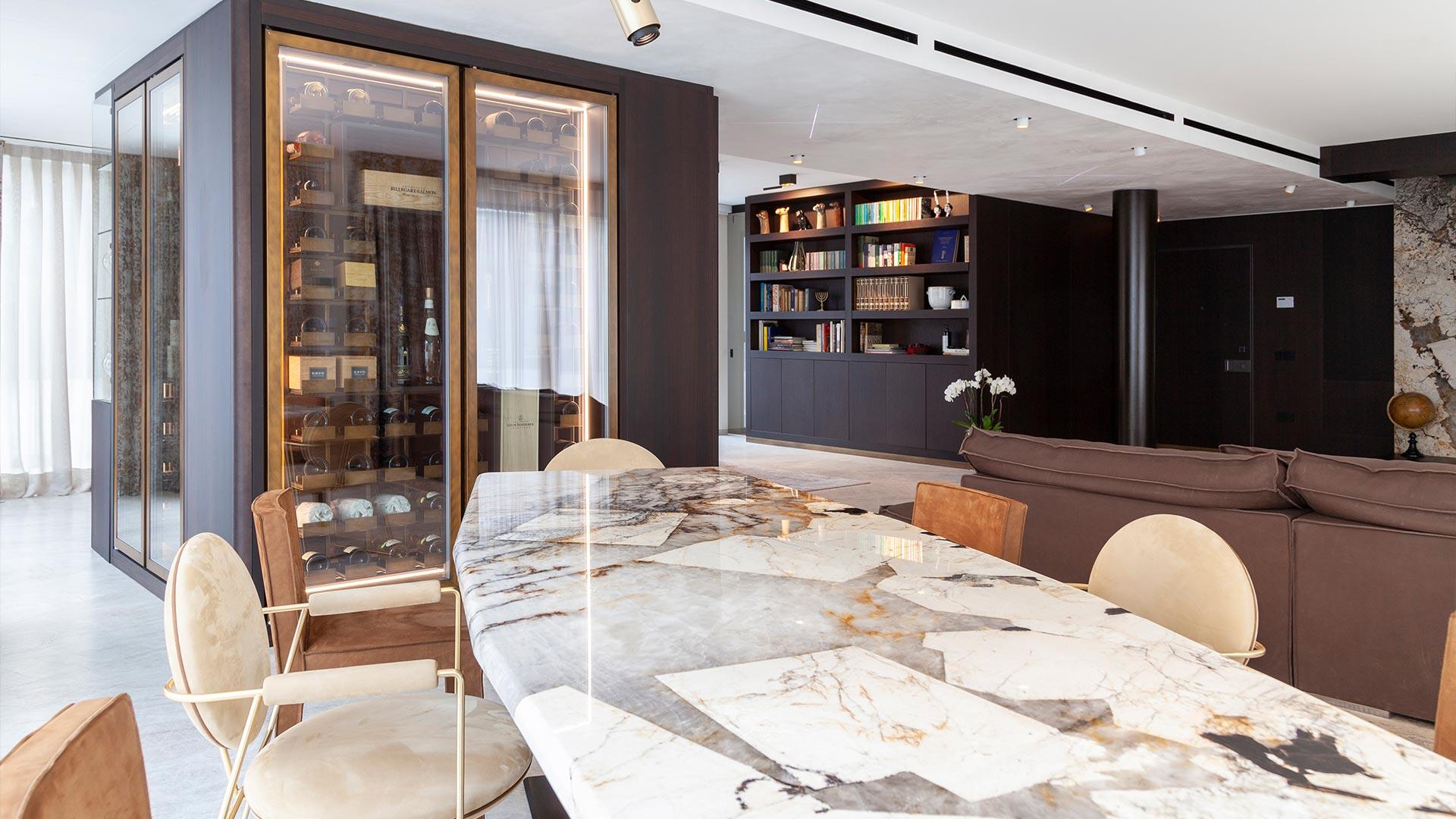 TM Italia | INTERIOR: progetto di interni chiavi in mano a Treviso